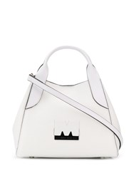 Marc Ellis Cathy Tote White