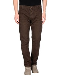 Fifty Four Casual Pants Dark Brown