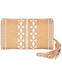 Inc International Concepts Flaviee Clutch Only At Macy's Tan