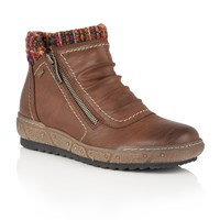 Lotus Relife Carmen Ankle Boots Brown