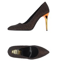 Never Ever Footwear Courts Women Cocoa