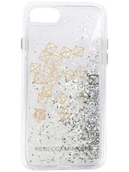Rebecca Minkoff Iphone 7 Case Women Polycarbonite One Size Nude Neutrals