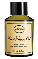 The Art Of Shaving Pre Shave Oil Unscented