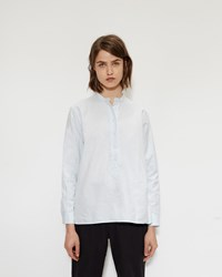 Mhl By Margaret Howell Swing Shirt Sky