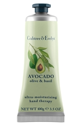 Crabtree And Evelyn 'Avocado Olive And Basil' Ultra Moisturising Hand Therapy