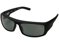 Spy Optic Admiral Soft Matte Black Happy Gray Green Polar Fashion Sunglasses