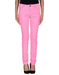 Only Casual Pants Light Purple
