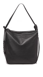 Dkny Convertible Hobo Bag Black