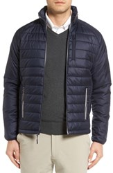 Cutter And Buck Men's Barlow Pass Quilted Jacket Liberty Navy