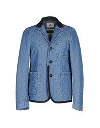 Andrea Pompilio Suits And Jackets Blazers Blue