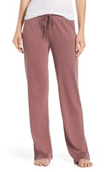 Alternative Apparel Lounge Pants Autumn Red