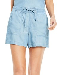 Vince Camuto Vintage Textured Shorts