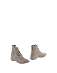 Manas Design Manas Ankle Boots Dove Grey