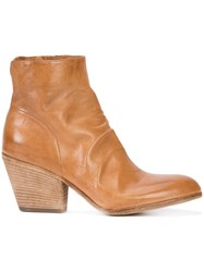 Officine Creative 'Jacqueline' Boots Women Leather 36 Brown