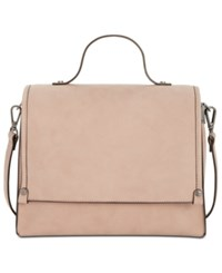 Inc International Concepts Remmey Thand Top Handle Crossbody Created For Macy's Blush