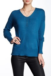 Olive And Oak Long Sleeve Sweater Green