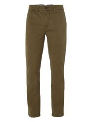 White Stuff Men's Charlie Chino Trouser Khaki