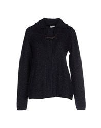 Bark Knitwear Cardigans Women Dark Blue