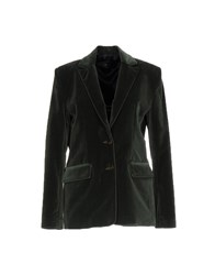 Michel Klein Blazers Dark Green