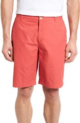 Columbia Men's Big And Tall Pfg Bonehead Ii Shorts Sunset Red