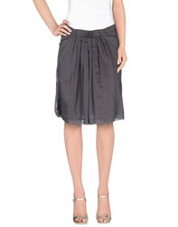 Gunex Skirts Knee Length Skirts Women Lead
