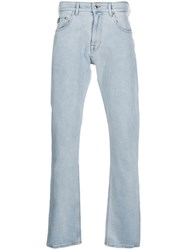 Versace Jeans Couture Straight Leg Jeans 60