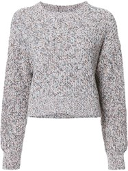 Alexander Wang T By Crew Neck Jumper