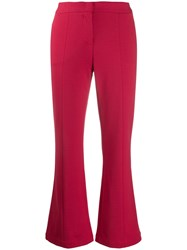 Semicouture Low Rise Tailored Trousers 60