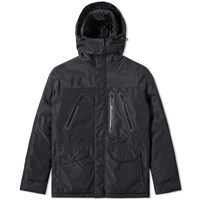 Barbour Four Bell Wax Jacket Black