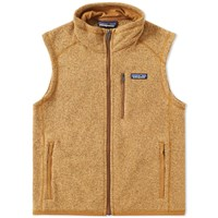 Patagonia Better Sweater Vest Brown