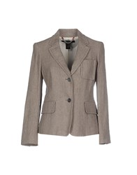 Marc By Marc Jacobs Suits And Jackets Blazers Women Grey