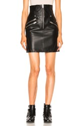 Coach 1941 High Waisted Skirt In Black