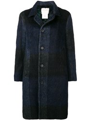 Stephan Schneider Afro Single Breasted Coat Black