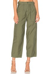 Citizens Of Humanity Kendall Wide Leg Green