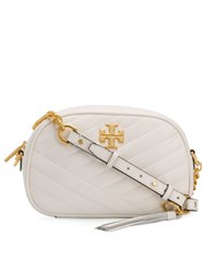 Tory Burch Kira Camera Bag White