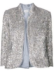 Zadig And Voltaire Verys Sequins Blazer Multicolour
