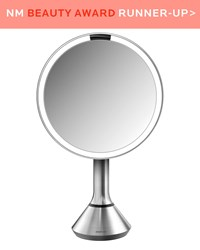 8' Sensor Makeup Mirror Nm Beauty Award Finalist 2016 Simplehuman