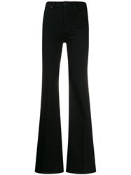 7 For All Mankind High Rise Flared Jeans 60
