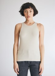 Stelen Mica Tank Top In Sand Size Extra Small Spandex