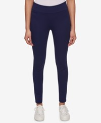Tommy Hilfiger Pull On Skinny Pants Only At Macy's Navy