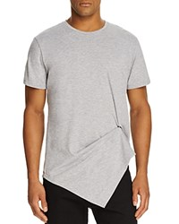 American Stitch Snap Hem Tee Compare At 58 Grey
