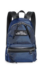 Marc Jacobs The Medium Backpack Night Blue