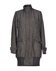 Amy Gee Coats Grey
