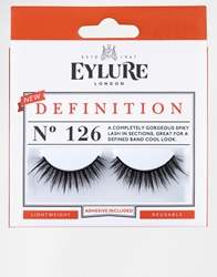 Eylure Definition Lashes No. 126 Definitionno126