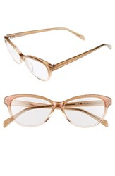 Corinne Mccormack Women's 'Marge' 52Mm Reading Glasses Taupe Fade