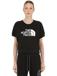 The North Face Nse Graphic Cotton Blend T Shirt Black