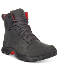 The North Face Men's Thermoball Versa Boots Men's Shoes Dark Shadow