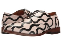 Vivienne Westwood Utility Derby Shoe Pink Dark Blue Men's Shoes