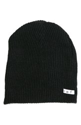 Men's Neff 'Daily' Reversible Knit Cap Grey Grey Black