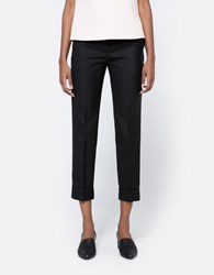 Wood Wood Leonor Trousers In Black